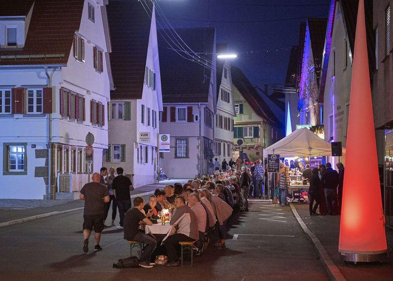 Lange Nacht Stadtmarketing Fellbach Ev