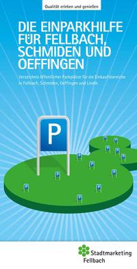 Einparkhilfe Stadtmarketing Fellbach Ev